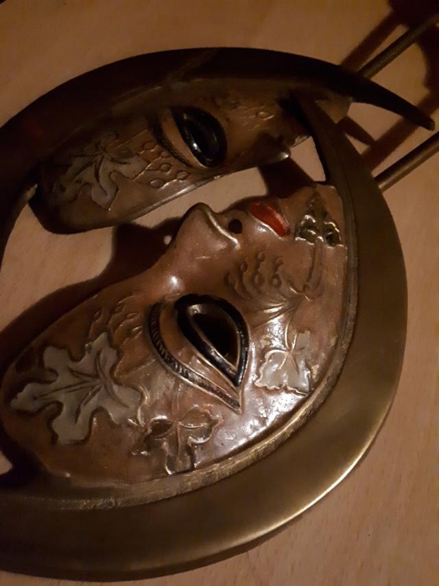 masks cast a shadow
