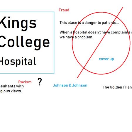 kings college hospital gig