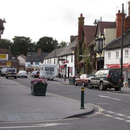 Amesbury High Street