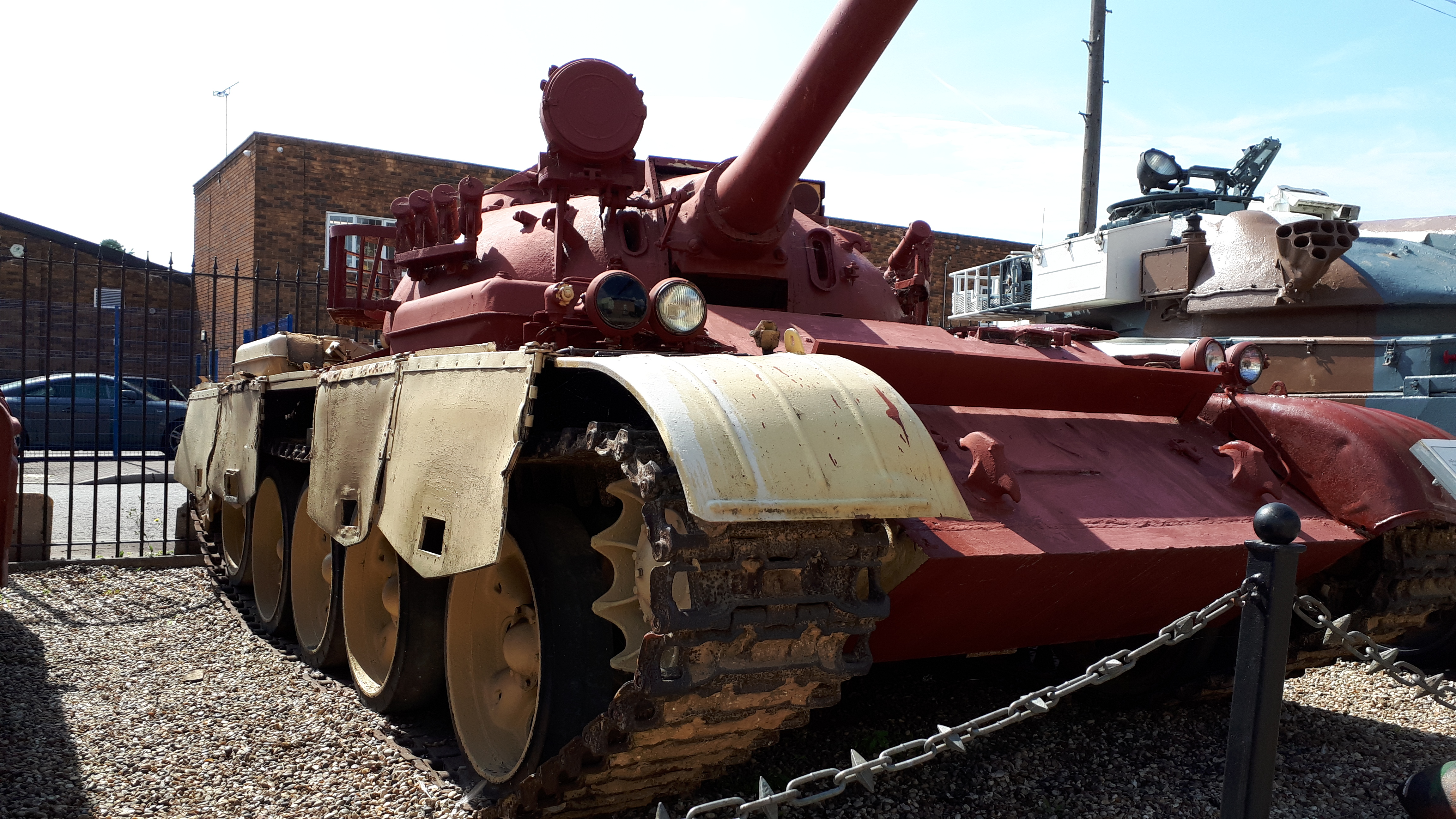 Tank, combined Military Museum