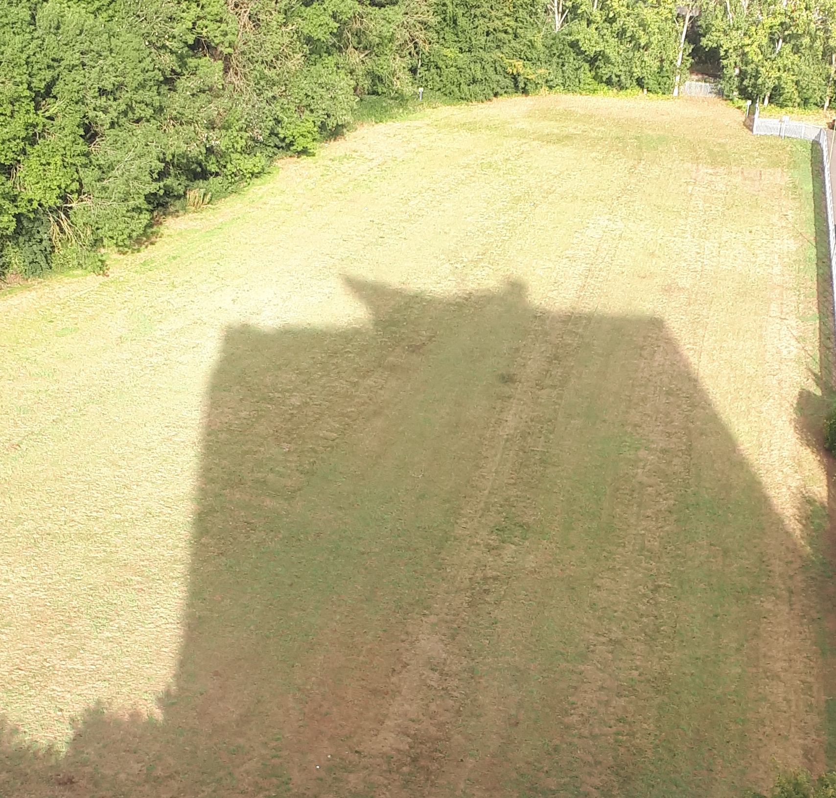 tower block shadow