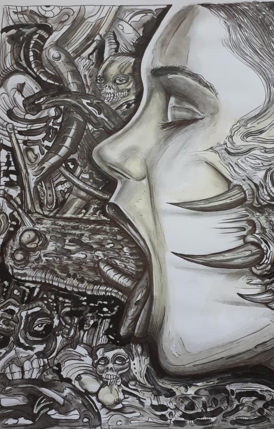 artist spencer john derry