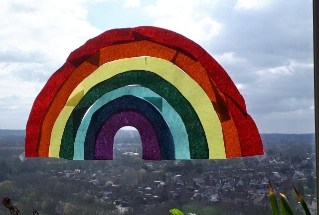 rainbowforCovid