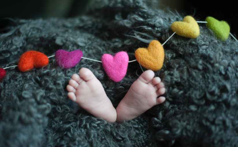 The Matter of Babies' Hearts –Poem