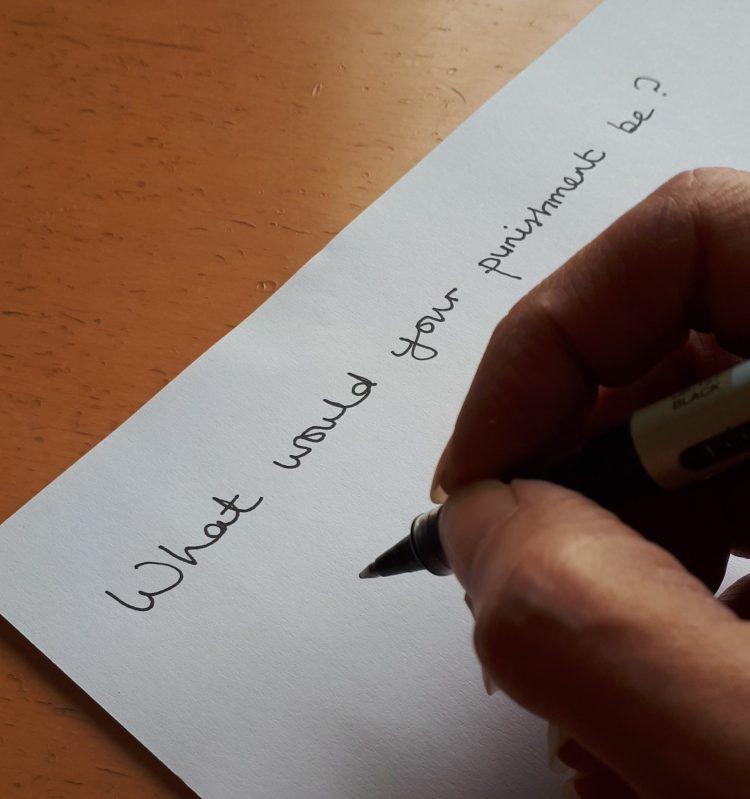 Handwriting by unextraordinarybint Samantha Harris